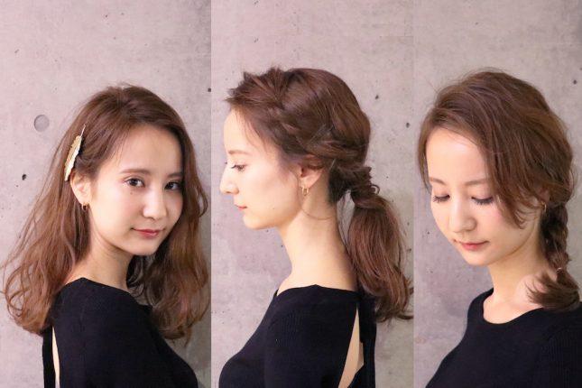 合コン用の髪型は?美容師に聞く、モテるヘアアレンジ♡3選