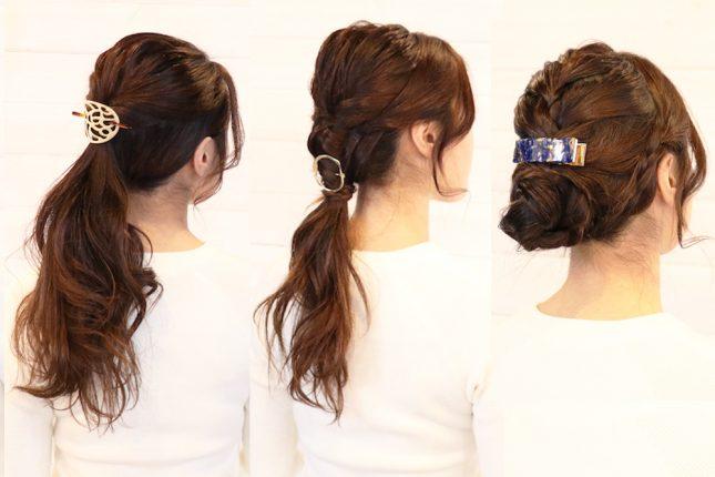 二次会の髪型をセルフで節約♡簡単ヘアアレンジ方法を美容師に聞いてみた