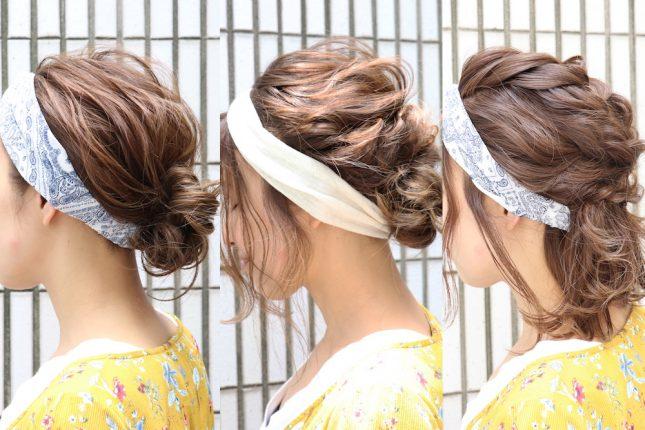 ヘアバンドの付け方にお困りの方必見♡フィットするヘアアレンジを美容師に聞いてみた