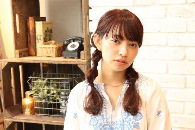 直毛さんにおすすめ♡ストレートでも可愛いヘアアレンジを美容師に聞いてみた
