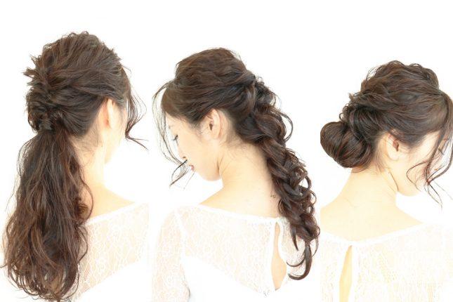 「髪の毛が多い…。」とお困りの方必見!量があるからこそお洒落なヘアアレンジ・3選