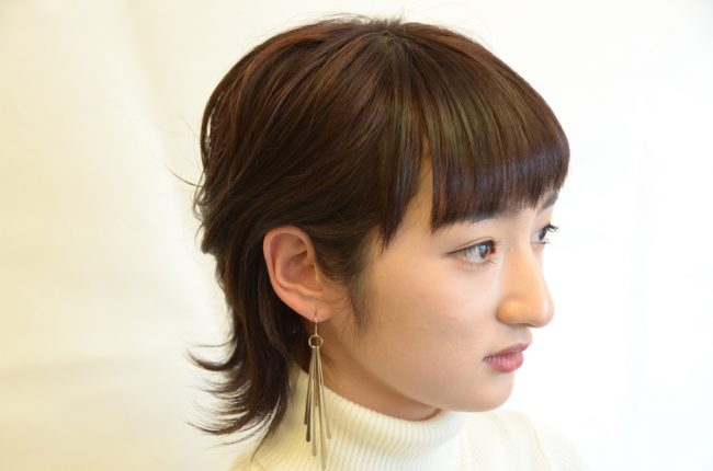 ショートヘアーの巻き方って難しい。美容師が教える、初心者でもできる簡単ショートヘアアレンジ♪