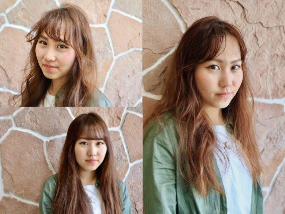 伸ばしかけ前髪もスッキリ♡美容師に聞く、コテやアイロンを使った「前髪の巻き方」3パターン
