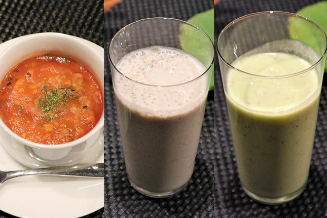 ミキサーで簡単甘酒アレンジレシピ♡内側からキレイになれる簡単スープ&スムージー