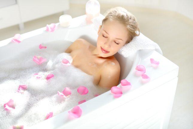 【TESCOM×バスクリン】入浴剤はお疲れ女子に嬉しい効果がたくさん!バスタイムが毎日の楽しみに♡